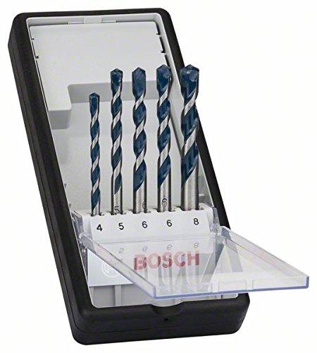 Bosch Professional 5tlg. Betonbohrer-Set CYL-5 Robust Line