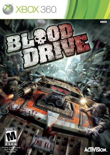 Activision Blood Drive, Xbox 360 - Juego (Xbox 360, Xbox 360, Racing, M (Maduro))