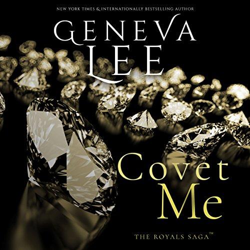 Covet Me audiobook cover art