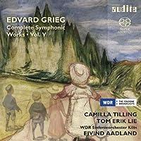 Grieg: Complete Symphonic Work