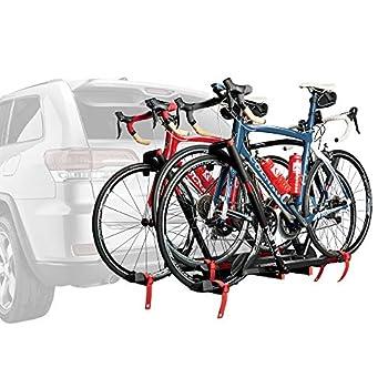 Allen Sports Premier 2-Bike Tray Rack Model AR200 Black