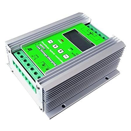 Fuhuihe 1000w Off Grid Mppt Wind Solar Hybrid Charge Controller 24v 40a For 600w Wind 400w Solar With Booster And Free Dump Charge Garten