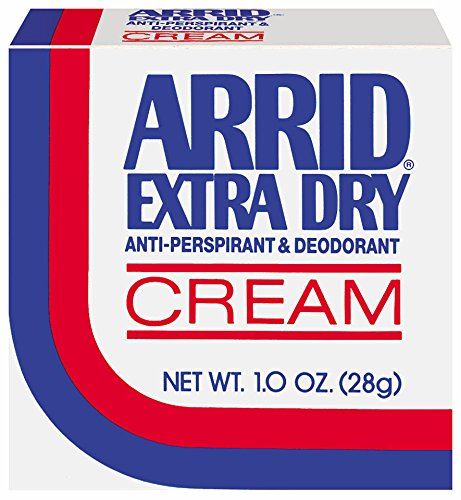 Arrid Extra Dry Anti-Perspirant Deodorant Cream 1oz. - Pack of 1