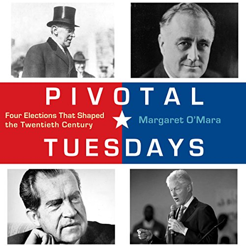 Pivotal Tuesdays audiobook cover art