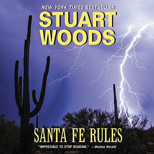 Santa Fe Rules audiobook cover art
