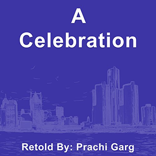 A Celebration audiobook cover art
