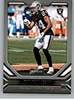 2019 Panini Playbook #151 Johnathan Abram Oakland Raiders RC Rookie NFL Football Trading Card