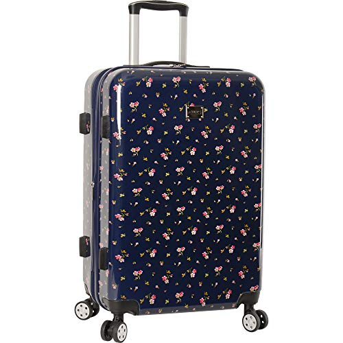 Chaps 24' Expandable Spinner Luggage Suitcase, ditzy Floral