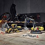 Immagine 1 lego technic escavatore pesante e