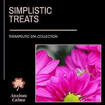 Simplistic Treats - Therapeutic Spa Collection