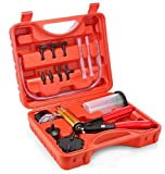 brake fluid bleeder tool set,hand held vacuum pump tester brake fluid bleeder tool,car auto brake bleeder tester kit vacuum pump,car brake bleeder vacuum pump kit