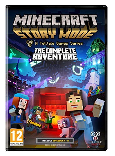 Minecraft Story Mode: The Comp