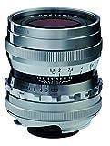 Voigtlander 35mm f/1.7 Ultron Asférica Leica M Mount Negro soporte