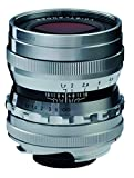 VoightLander 単焦点レンズ ULRTON 35mm F1.7 Vintage Line Aspherical VM VMマウント対応 シルバー 130326