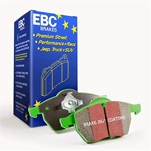 EBC Brakes DP61542 6000 Series Greenstuff Truck and SUV Brake Pad