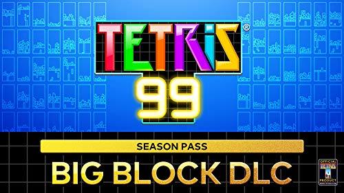 Tetris 99 Big Block DLC - Nintendo Switch [Digital Code]