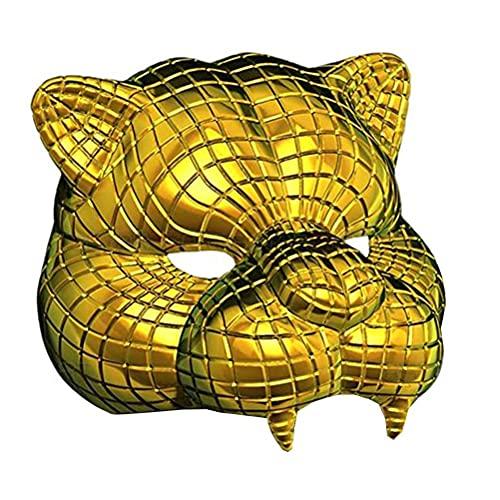 Squid Game Mask, Máscara de Juego de Calamar Hombre Enmascarado, Máscara Halloween, Máscara de Cosplay, 2021 TV Cosplay Masquerade Accesorios Halloween Props