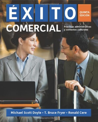 Éxito comercial (World Languages) (Spanish Edition)