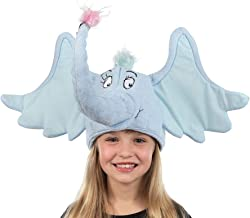 Dr. Seuss Horton Hears a Who Costume Hat Light Blue