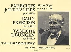 Marcel Moyse: Exercices Journaliers pour la Flte