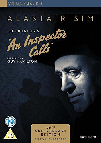 An Inspector Calls - 60th Anniversary Edition [DVD] [1954]