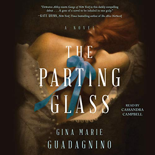 The Parting Glass audiobook cover art