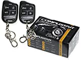 Compustar CS800-S 1-Way Remote Start with 2 4-Button Remotes 1000 Feet...