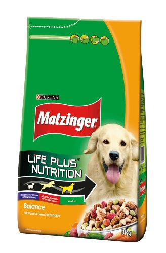 Matzinger Balance 3kg Hundefutter von Purina