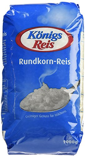 Königs Reis Rundkorn, 5er Pack (5 x 1 kg)