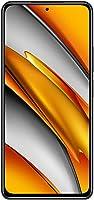 شاومي بوكو F3 دوال سيم، شاشة عرض اموليد نايت اسود 8 جيجابايت رام 256 جيجابايت الجيل الخامس ال تي اي