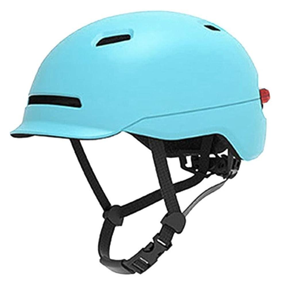 法廷欠乏ジョリー電気LEDスクーター自転車オートバイの車のスタイリングに乗ってスマートLED警告フラッシュ (青)