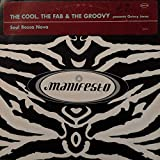 "Soul Bossa Nova - Cool, The Fab & The Groovy Presents Quincy Jones 12"""