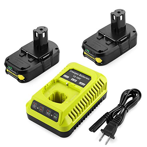 Best Replacement Battery for Ryobi Tools