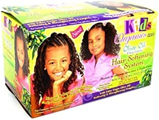 Africa's Best Kids Organics Hair Softening Kit