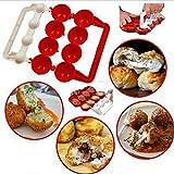 Dongbin Newbie Frikadellen Maker Toolor Fleischklöschenhersteller Selbst Gemachte Gefüllte...