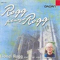 Rogg Plays Rogg by LIONEL ROGG