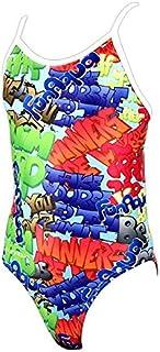 funaqua Graffiti Girls Swimsuit–Multi Coloured
