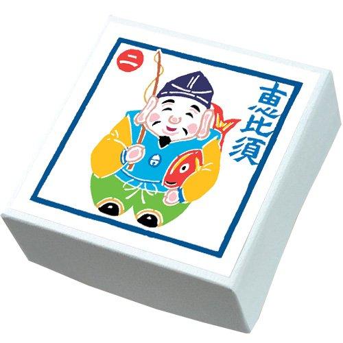 【鈴廣かまぼこ】こ・こ・ろ 青箱 恵比須さま