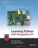 Learning Python with Raspberry Pi...