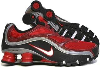 Nike Mens Shox Turbo 9+ Red Black Accent 366410-611 iPod