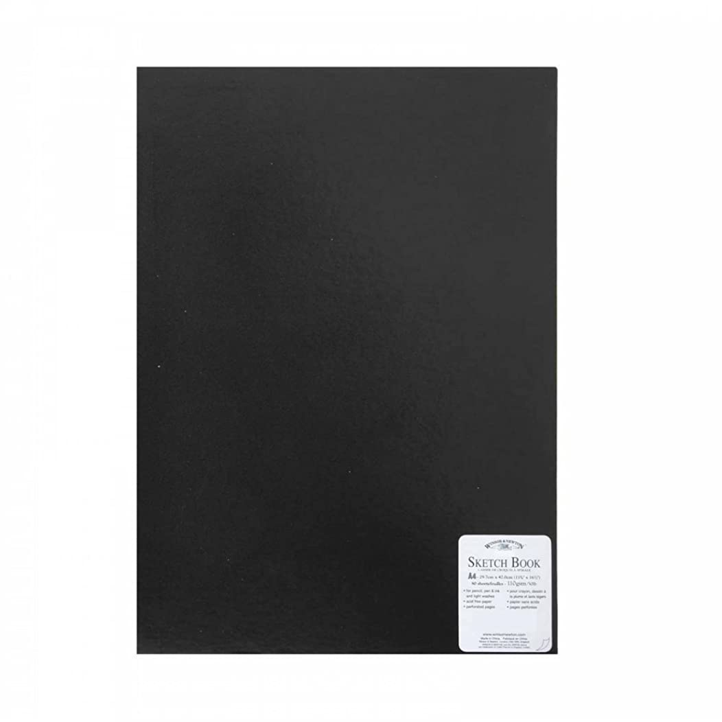 Winsor & Newton Wn6677233 A4 Hard Back Sketch Book