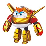 Super Wings - Transforming Toy Figure Golden Boy   Plane   Bot  5' Scale