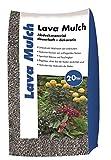 Hamann Lava-Mulch Anthrazit 16-32 mm 20 l - Abdeckmaterial dauerhaft dekorativ -