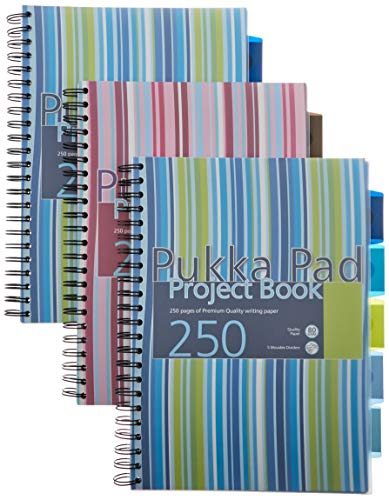 Pukka Pad A4 Project Book (Pack ...