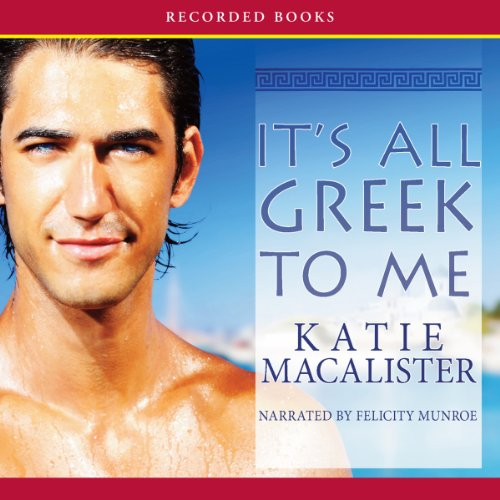 It's All Greek to Me audiobook cover art