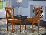 East West Furniture POC SBR W Portland dining...