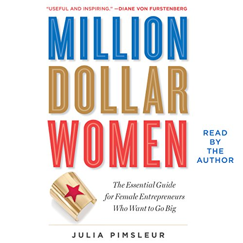 Million Dollar Women audiobook cover art