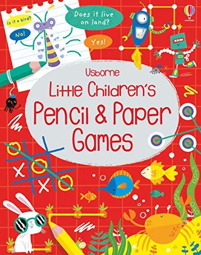 Robson, K: Little Children\'s Pencil and Paper Games (Little Children\'s Activity Books)