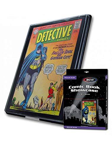 BCW Silver Age Comic Book Showcases - 5 ct