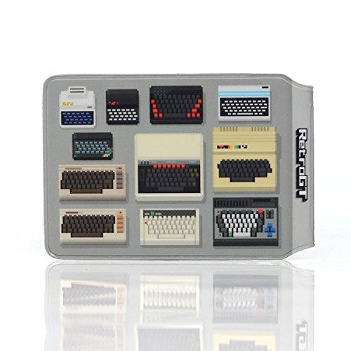 Pixel Computers Oyster Tarjetero